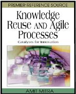 Knowledge Reuse and Agile Processes Catalysts for Innovation